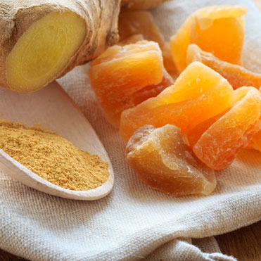 GingerZingiber OfficinaleFresh, spicy scent • Helps ease muscular aches, stiffness and rheumatics • Warming • Fortifying